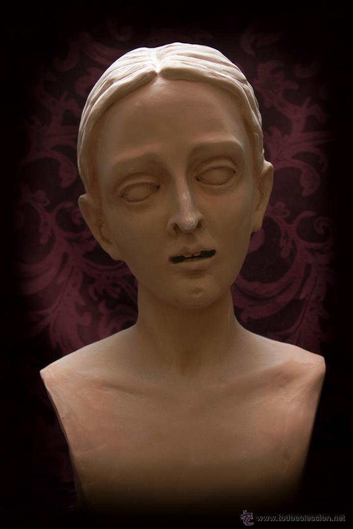 Arte: Virgen Dolorosa de tamaño natural, se entregaría ya terminada y montada en su candelero sin vestir. - Foto 4 - 50518909