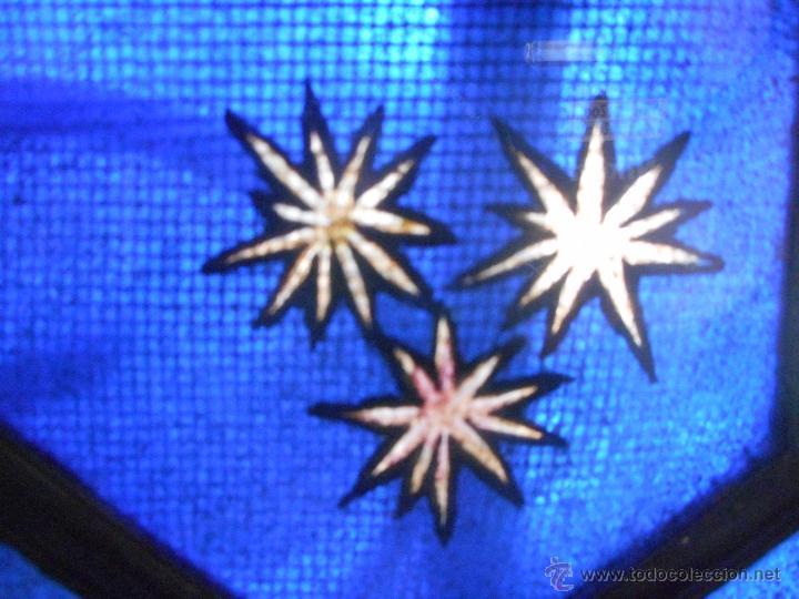 Arte: preciosa vidriera emplomada vitral gotico - Foto 6 - 50569829