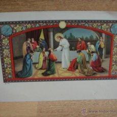 Arte: LAMINA RELIGIOSA - 14 X 21 CNTº . EDICIONES NB. Lote 50923953