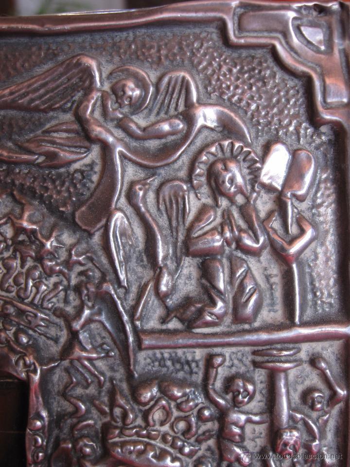 Arte: Icono Plata de 925,con dos punzones. - Foto 4 - 51209634