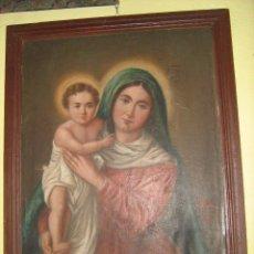 Arte: LIENZO DE 1888 DE E.PULLEIRO. Lote 51251832