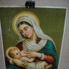 Arte: MADONA DELLE GRAZIE. Lote 51524450