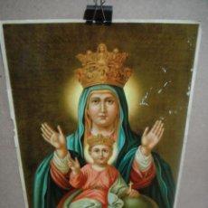 Arte: MARIA SS. DELLA CIVITA. Lote 51524524