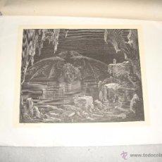 Arte: GRABADO DEL INFIERNO. G. DORÉ. PISAN. S.XIX.. Lote 51652214