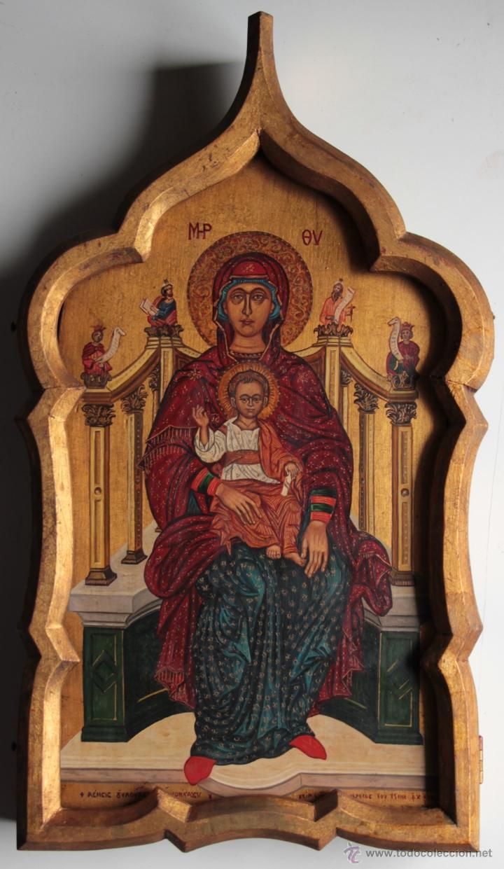 ICONO RUSO (Arte - Arte Religioso - Iconos)
