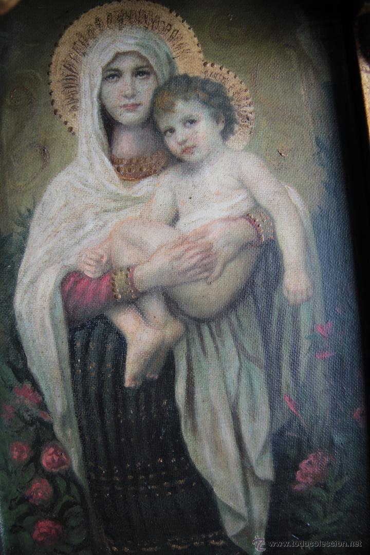 Arte: capilla virgen con niño - Foto 2 - 51664300