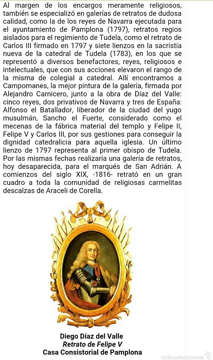 Arte: S.XVIII DIEGO DEL VALLE 1788 EXCEPCIONAL RETABLO DE LA APARICIÓN DE LA VIRGEN DEL ROSARIO - Foto 20 - 52633548