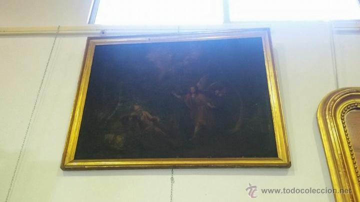 CUADRO ORACION DEL HUERTO (Arte - Arte Religioso - Pintura Religiosa - Oleo)