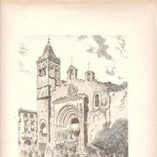 Arte: LA MARE DE DEU DEL SOCORS D'AGRAMUNT - AIGUAFORT D'ALEXANDRE COLL. Lote 52865416