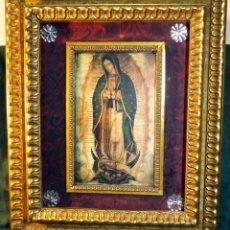 Art: VIRGEN DE GUADALUPE MEXICO. Lote 53222887