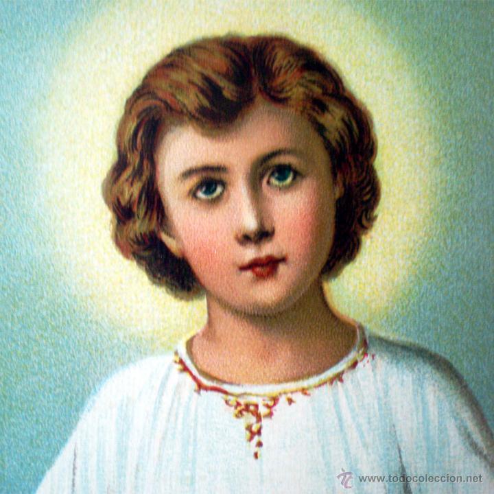 Arte: Cara del Niño Jesús. - Foto 4 - 53517259