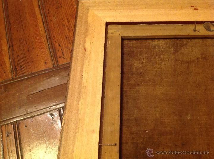 Arte: oleo sobre lienzo escribano XVIII - Foto 9 - 53821490