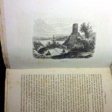 Arte: LE RHIN. LÉGENDES, MŒURS, TRADITIONS, COUTUMES... (1850). 35 GRABADOS. (DELRIEU). Lote 54061805