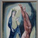 Arte: ANTHONY BAYNES (1921-2003) - NEOROMANTICISMO BRITÁNICO / SIMBOLISMO. Lote 54361518