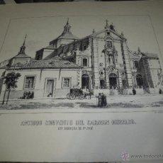 Arte: ANTIGUO CONVENTO DEL CARMEN DESCALZO, HOY PARROQUIA DE SAN JOSE. Lote 54578014