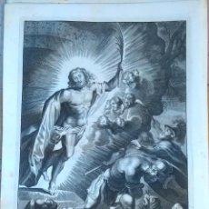 Arte: RELIGION,13 GRABADOS ORIGINALES VIDA DE JESUS,JESUCRISTO AÑO 1719- MISALE ROMANUM-PRECIOSO,300 AÑOS. Lote 54910878