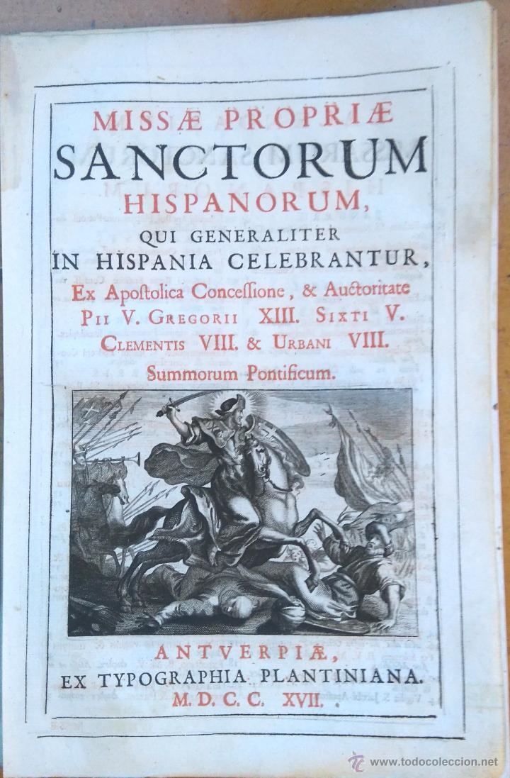 Arte: RELIGION,13 GRABADOS ORIGINALES VIDA DE JESUS,JESUCRISTO AÑO 1719- MISALE ROMANUM-PRECIOSO,300 AÑOS - Foto 3 - 54910878