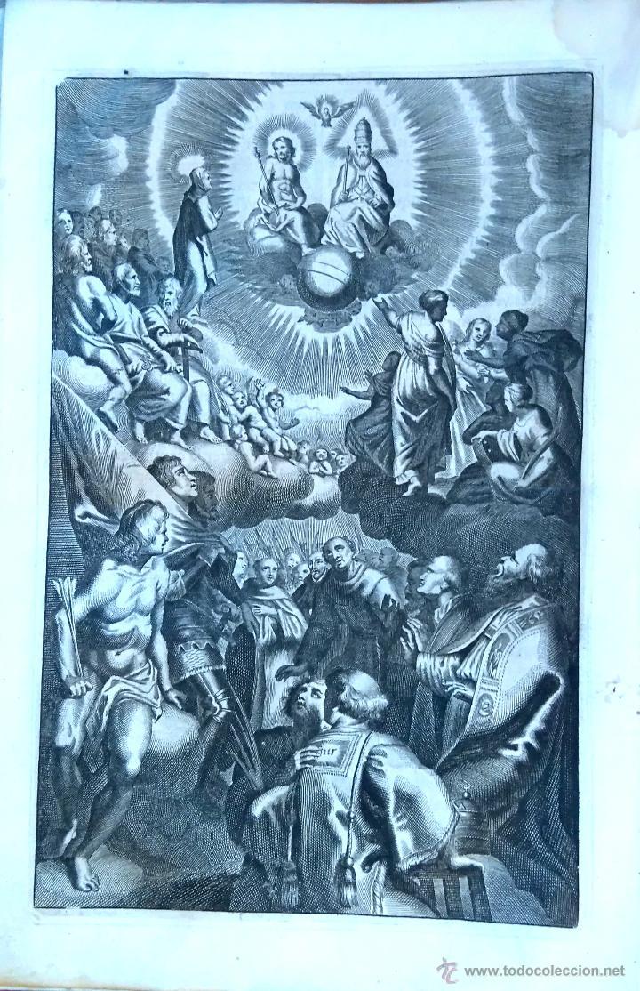 Arte: RELIGION,13 GRABADOS ORIGINALES VIDA DE JESUS,JESUCRISTO AÑO 1719- MISALE ROMANUM-PRECIOSO,300 AÑOS - Foto 5 - 54910878