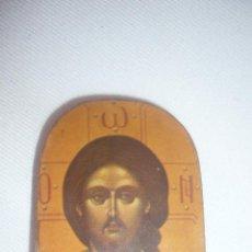 Arte: PEQUEÑO ICONO RELIGIOSO. Lote 54950197