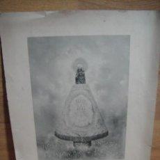 Arte: RECUERDO DE LA CORONACION Y PEREGRINACION A NTRA SRA DEL PILAR - FOTOTIPIA L. ESCOLÁ ARIMANY. Lote 55244364