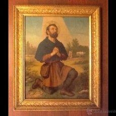 Arte: LAMINA RELIGIOSA / ENMARCADA /. Lote 55302869