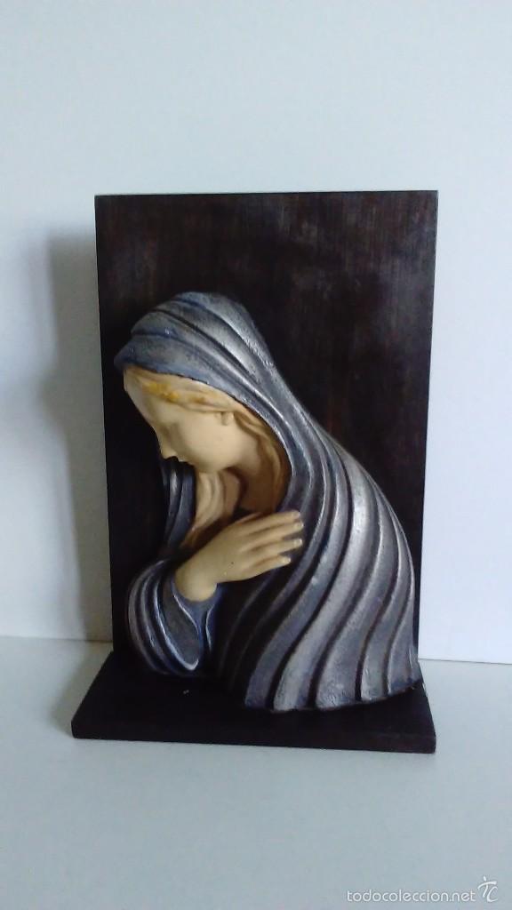 VIRGEN MARÍA (Arte - Arte Religioso - Escultura)
