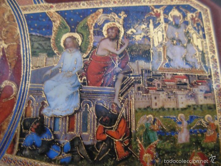 Arte: Bonito icono Cruz de la Trinidad. Lámina sobre madera - Foto 6 - 56201895