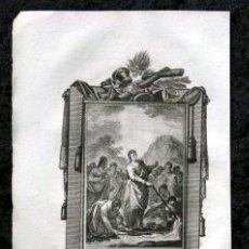 Arte: GRABADO DE SAN ANTONINO, M. , - 178X118 MM - DEL S. XI. Lote 56466478