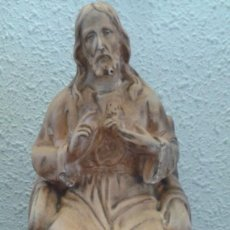 Arte: 'SAGRADO CORAZÓN DE JESÚS ENTRONIZADO'. Lote 56866991