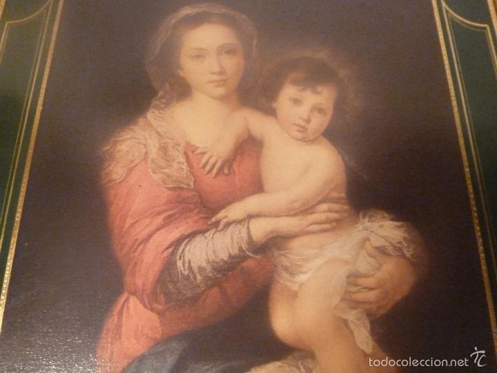 Arte: triptico religioso dorado - Foto 19 - 56934906
