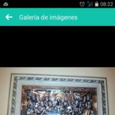Arte: CUADRO SANTA CENA. Lote 56944431