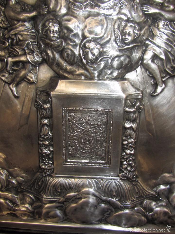 Arte: Precioso Cuadro Relieve Virgen de los Desamparados - Foto 9 - 57021112