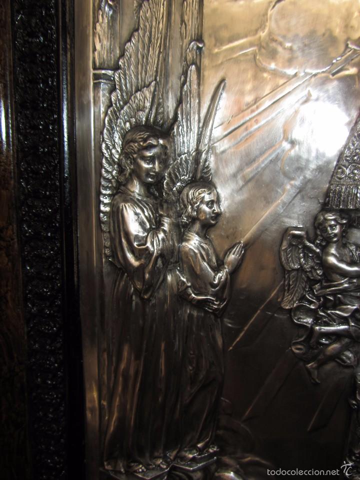 Arte: Precioso Cuadro Relieve Virgen de los Desamparados - Foto 11 - 57021112