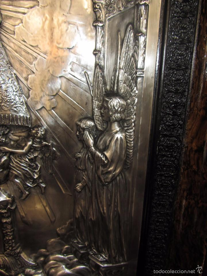 Arte: Precioso Cuadro Relieve Virgen de los Desamparados - Foto 12 - 57021112