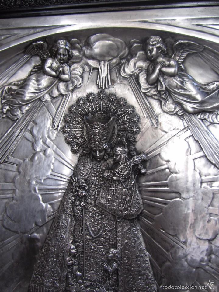 Arte: Precioso Cuadro Relieve Virgen de los Desamparados - Foto 14 - 57021112
