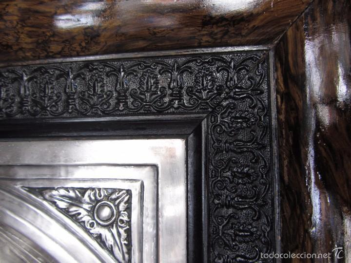 Arte: Precioso Cuadro Relieve Virgen de los Desamparados - Foto 16 - 57021112