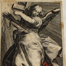 Arte: CONJUNTO DE 16 GRABADOS. BOETIUS ADAMS BOLSWERT (FIRMADOS O ATRIBUIDOS)CIRC.1600. Lote 57254389