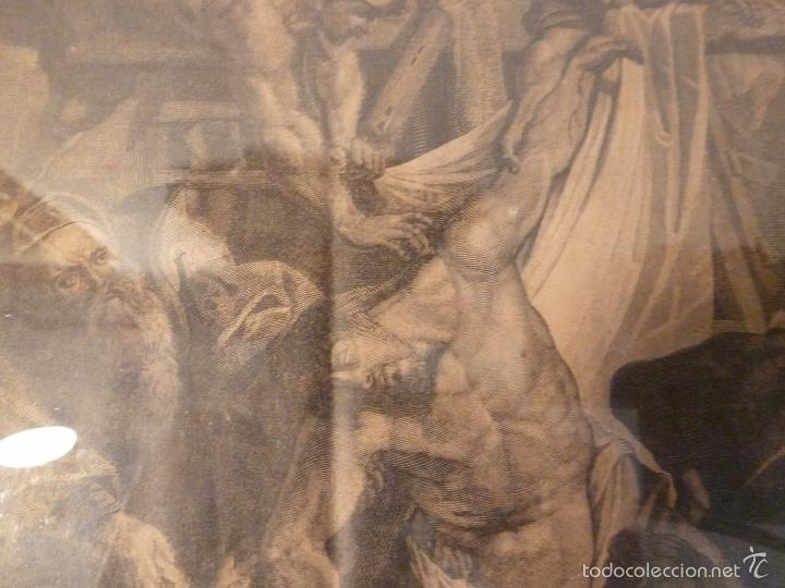 Arte: LAMINA ENMARCADA RELIGIOSA - Foto 7 - 57301748