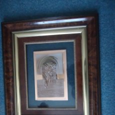 Arte: CRISTO CON LA CORONA DE ESPINAS.. Lote 57401124