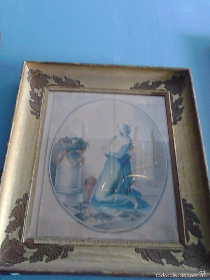 Arte: Antiguo pastel - Foto 3 - 57619514