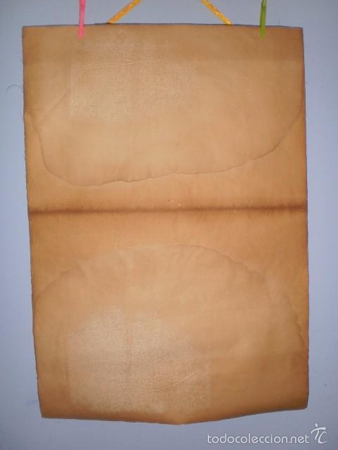 Arte: INMENSO Thangka Thanka Tanka Budismo en pergamino (Ding Guanpeng, 90 cm x 63 cm aprox) - Foto 2 - 57756699