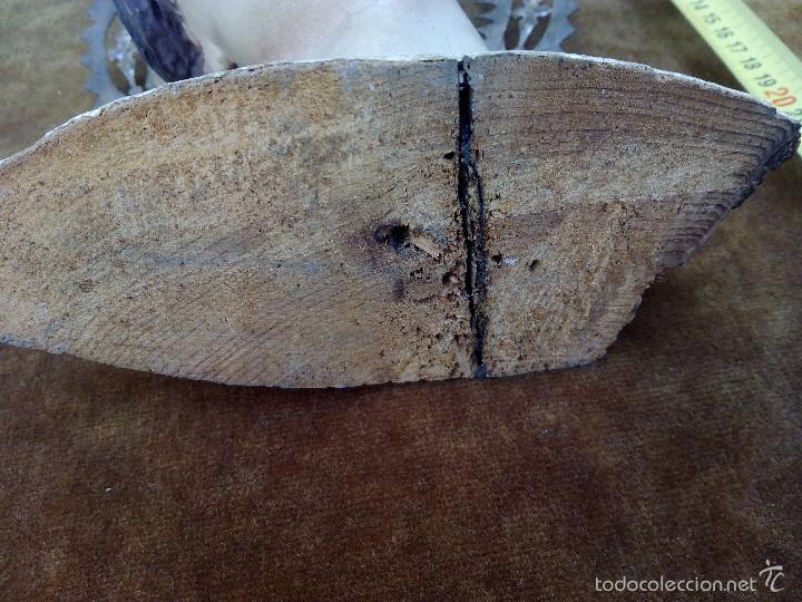 Arte: Busto Cap y pota de la Dolorosa - Foto 3 - 57875340