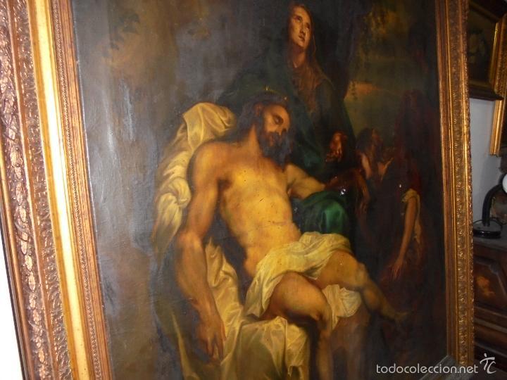 Arte: La piedad de Van Dyk. - Foto 2 - 57934287