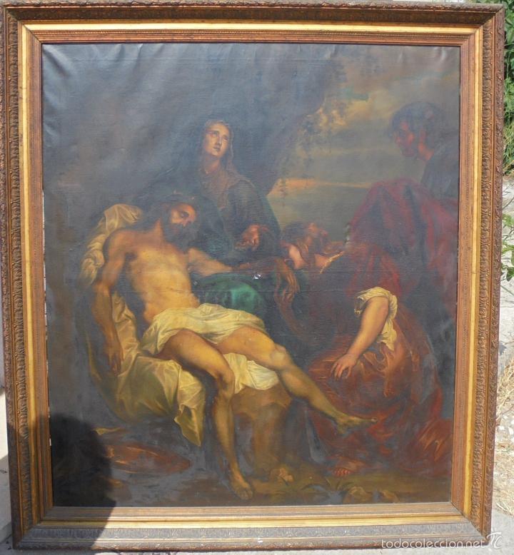 Arte: La piedad de Van Dyk. - Foto 12 - 57934287