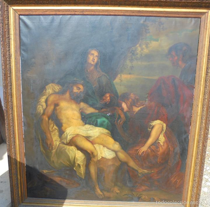 Arte: La piedad de Van Dyk. - Foto 13 - 57934287