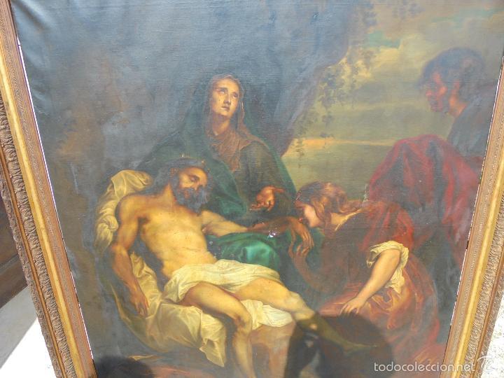 Arte: La piedad de Van Dyk. - Foto 14 - 57934287