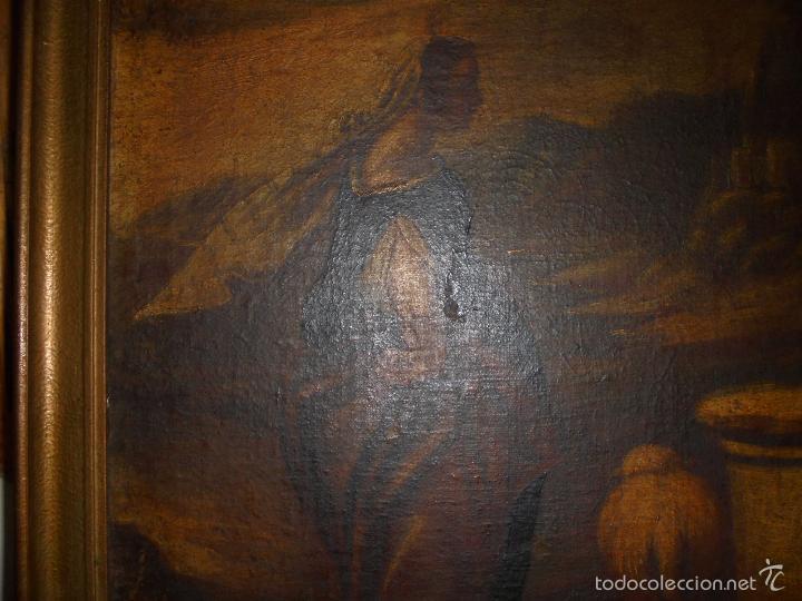 Arte: Cuadro al oleo del SXVII - Foto 6 - 58093499