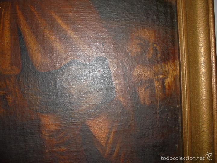 Arte: Cuadro al oleo del SXVII - Foto 8 - 58093499