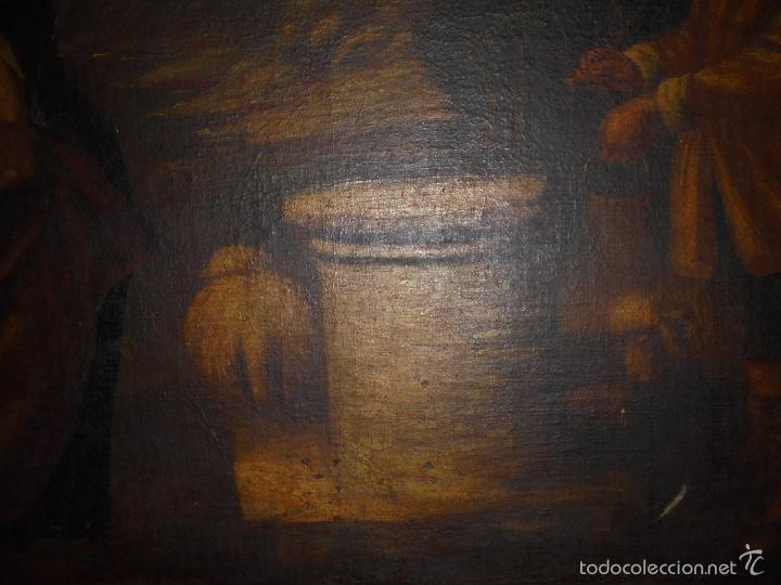 Arte: Cuadro al oleo del SXVII - Foto 9 - 58093499