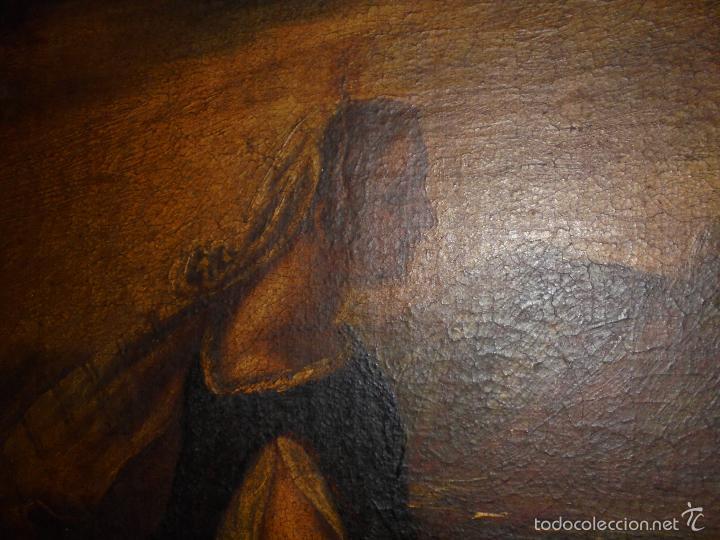 Arte: Cuadro al oleo del SXVII - Foto 11 - 58093499